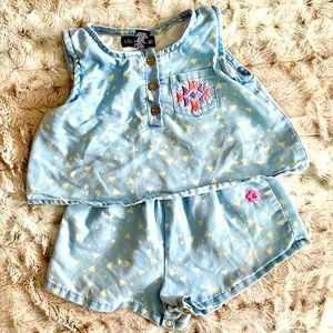 Limited Too Girls Romper Size 24 months
